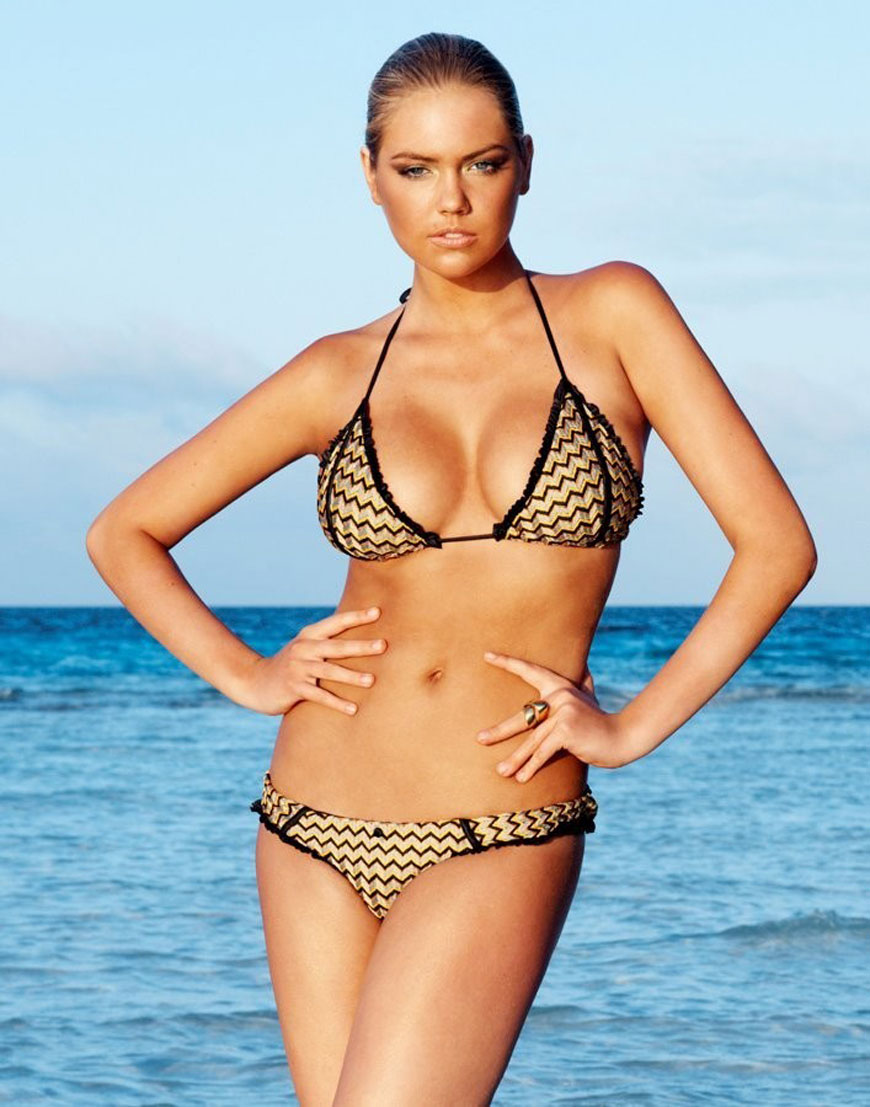 Kate Upton - Beach Bunny Swimwear (12)