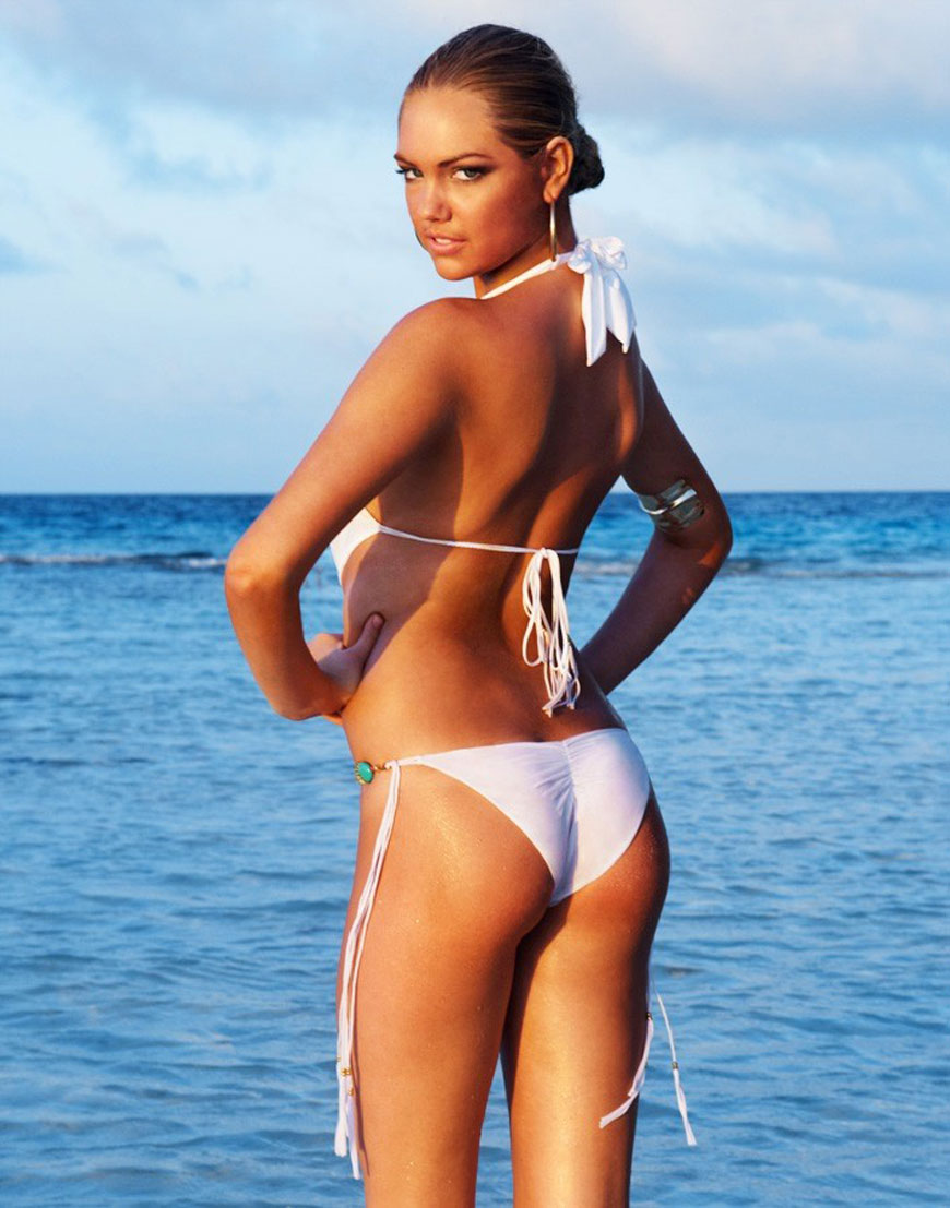Kate Upton - Beach Bunny Swimwear (4)