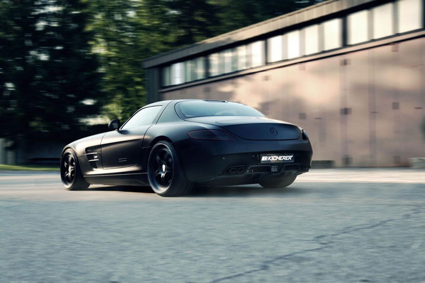 Kicherer's Mercedes SLS AMG Supercharged GT (6)
