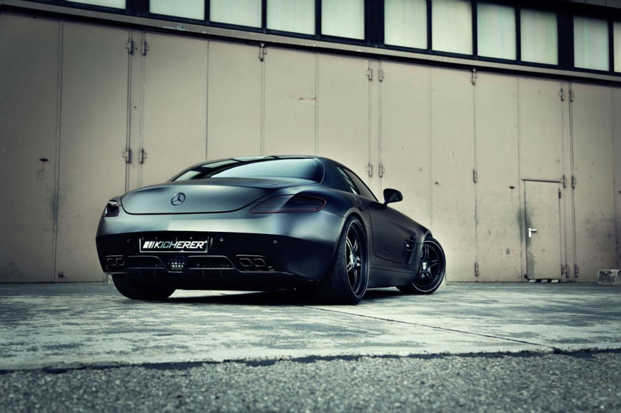 Kicherer's Mercedes SLS AMG Supercharged GT (5)