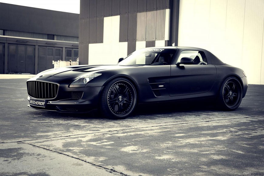 Kicherer's Mercedes SLS AMG Supercharged GT (4)