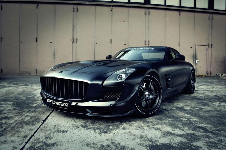 Kicherer's Mercedes SLS AMG Supercharged GT (2)