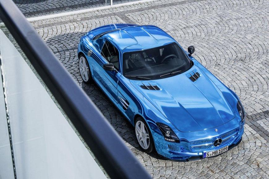 The Mercedes-Benz SLS Electric Drive (27)