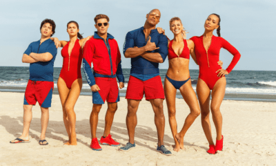 Baywatch 2017 cast
