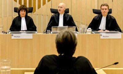 Geert Wilders rechtszaak 2016