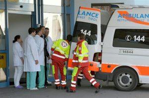 ambulance in Ostenrijk