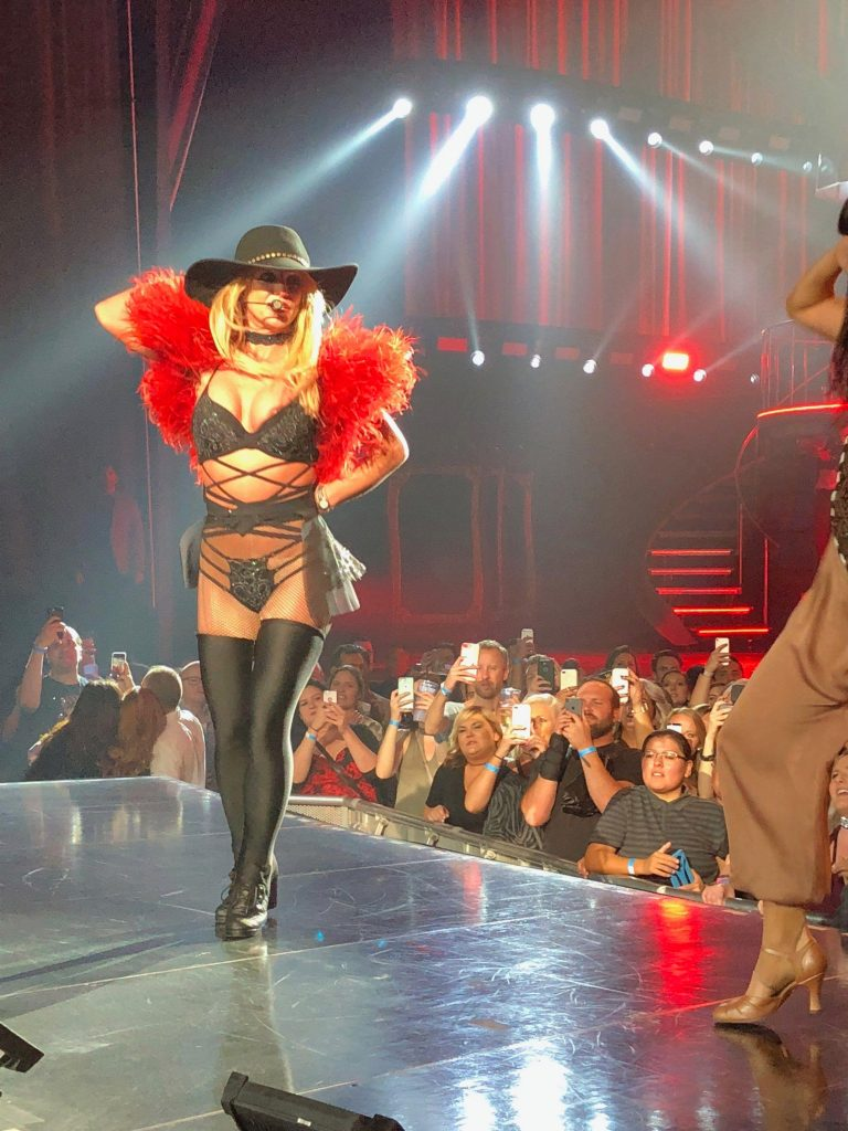 Britney Spears nippleslip