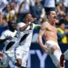 Zlatan wereldgoal Los Angeles Galaxy