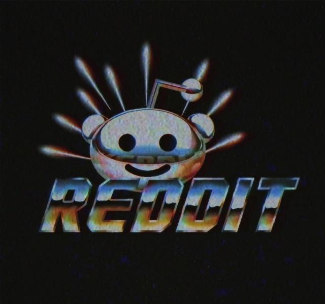 Reddit old logo