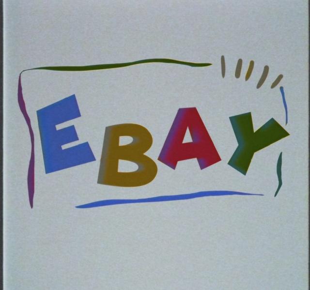 Ebay old logo