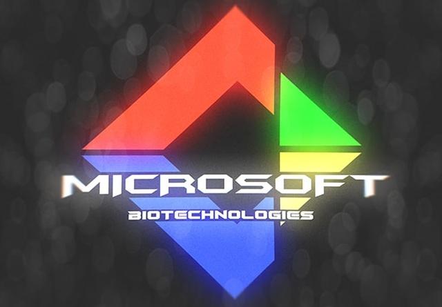 Microsoft old logo