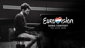 DUNCAN LAURENCE VERTEGENWOORDIGT NEDERLAND OP HET EUROVISIE SONGFESTIVAL 2019 IN TEL AVIV