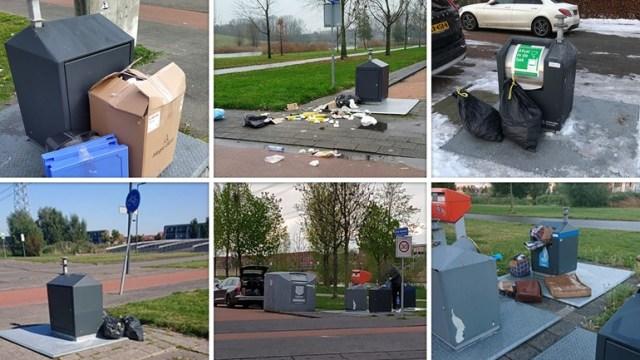 Afval gaat steeds groter probleem worden