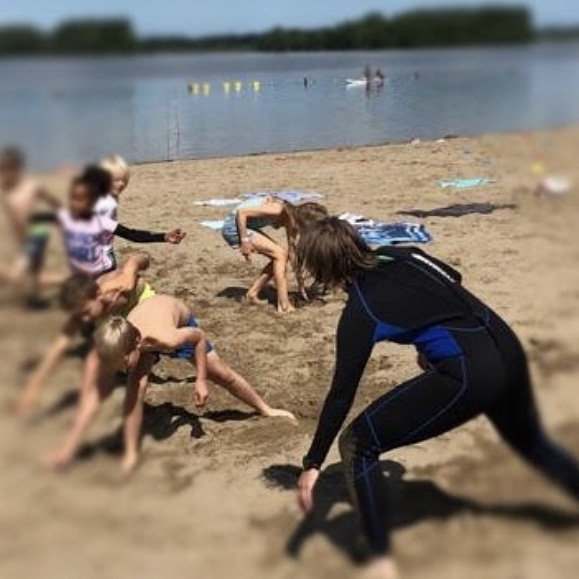 Zwemclinic: ontdek de geheimen van zwemmen in buitenwater