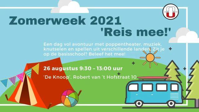 Donderdag 26 augustus: Zomerweek Nesselande