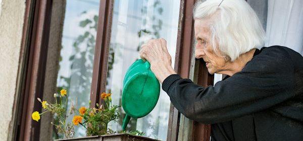 ouderen  Nieuwspaal