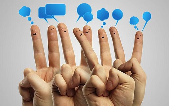 ¿Sabe qué comunicar en redes sociales?
