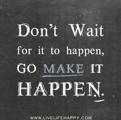 Make it Happen: Lo increíble está por suceder