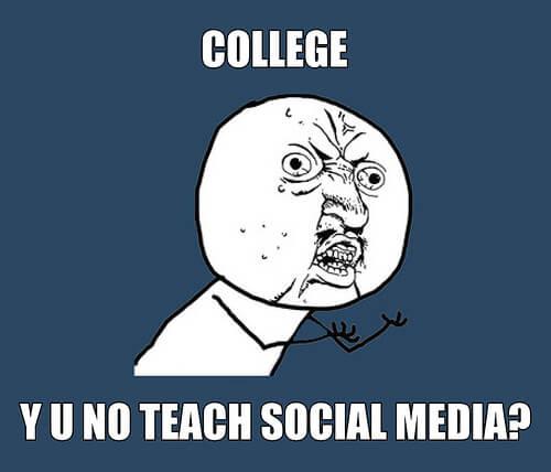 No al Social Media