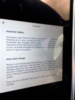 Tesla Autopilot Autosteer Beta Agreement