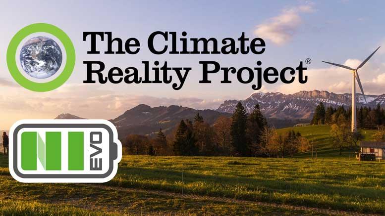 NIEVO Hosts Climate Reality Project Presentation