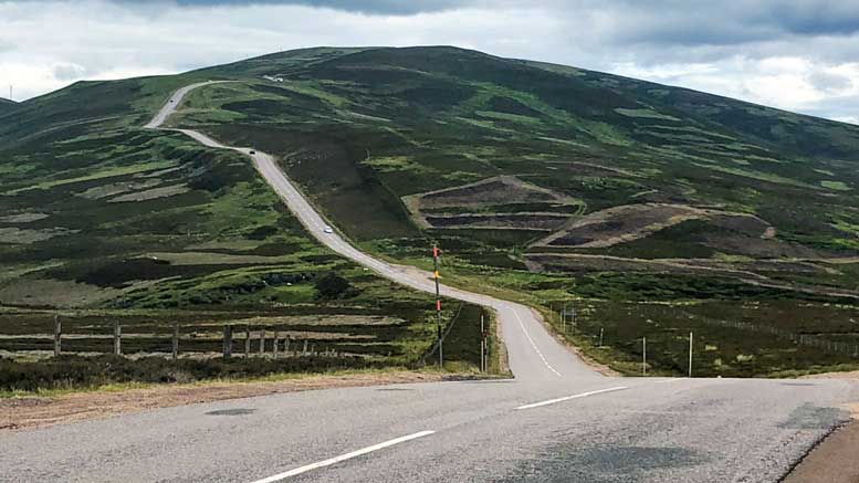 Epic Scottish Highlands Roads