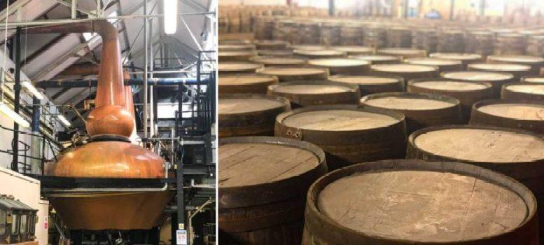 Tomatin Distillery Tour