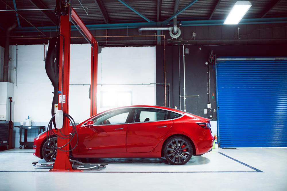 Tesla Belfast Service Centre