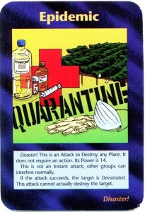 karta illuminati epidemia