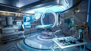 łózka medyczne - med beds