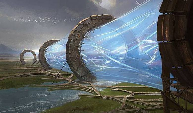 gwiezdne wrota portal