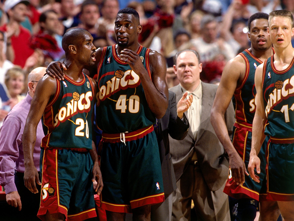 #1 Retro NBA: Witamy w Seattle!