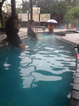 hot springs 52ºc
