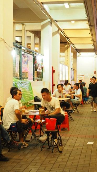 Kwun Tong promenade - Outdoor Dinning