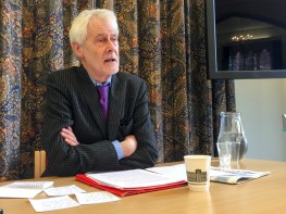 Professor Padraig O'MALLEY, The Two-State Delusion: Israel and Palestine, Queen's University Belfast, Northern Ireland. @ISCTSJ @MoakleyChairUMB