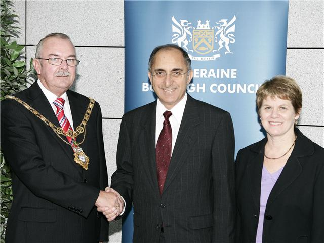 Mayor Coleraine