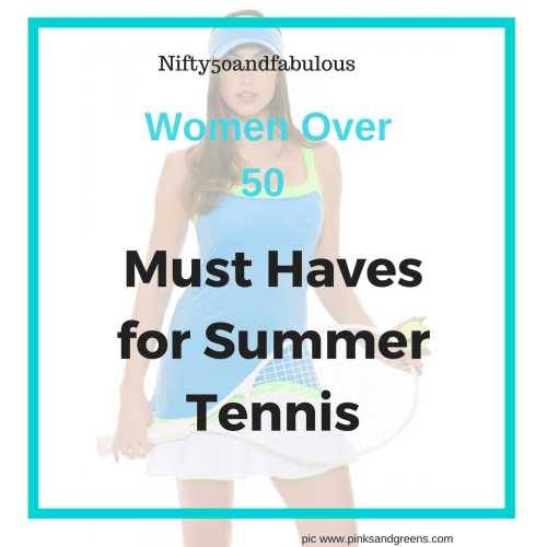 Tennis Must Haves for Summer