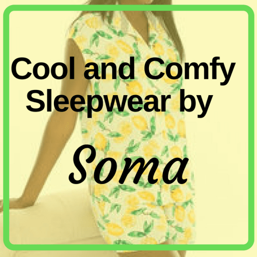 cool and comfy sleepwear