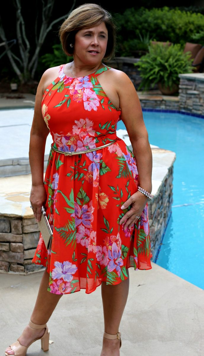 50 and Over what to wear to a summer afternoon wedding