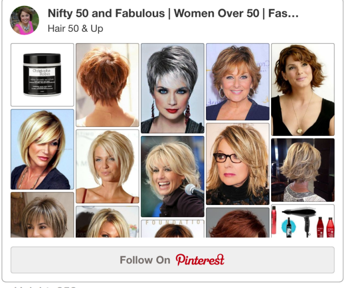 Great Hair Styles On Pinterest