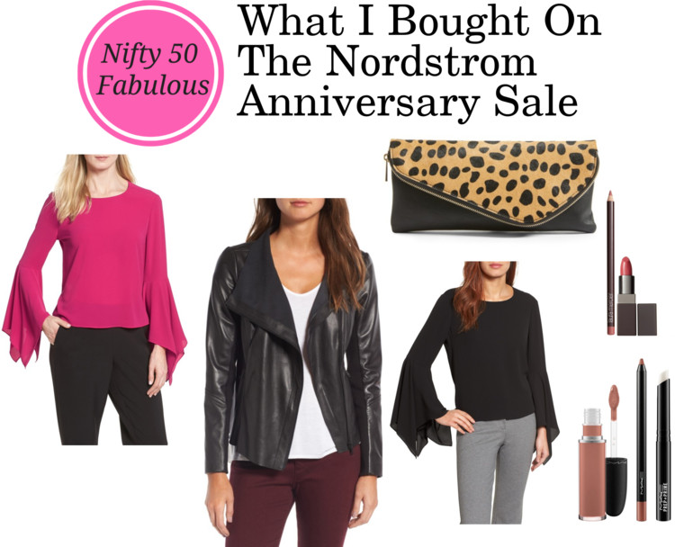 What I bought at the Nordstrom Anniversary Sale