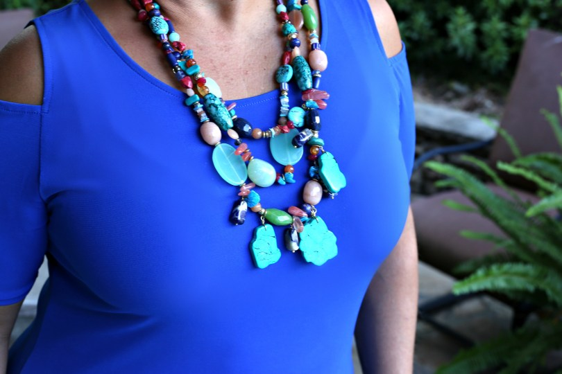 Necklace from Chicos