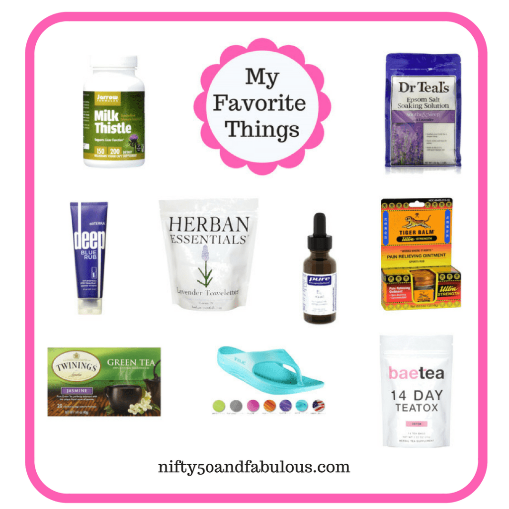 My Favorites- Stress and Recovery