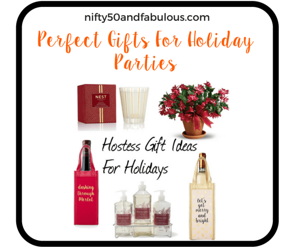 Hostess Gift Ideas For Holiday Parties