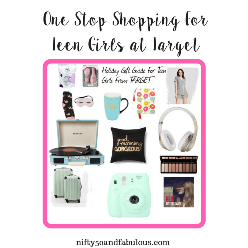 Holiday Gift Guide For Teen Girls All From Target