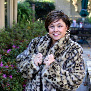Leopard Print Coat From Fabulous Furs