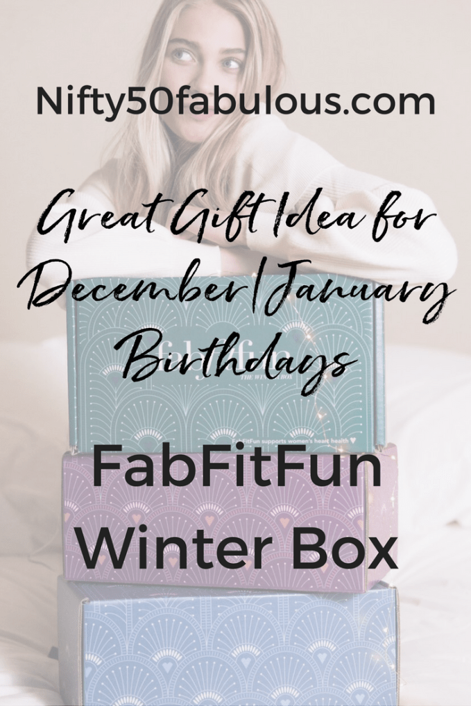 Great Gifts For December/ January Birthdays