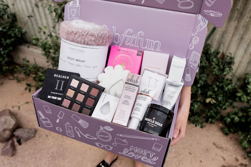 FabFitFun Editor's Box Makes Great Gift