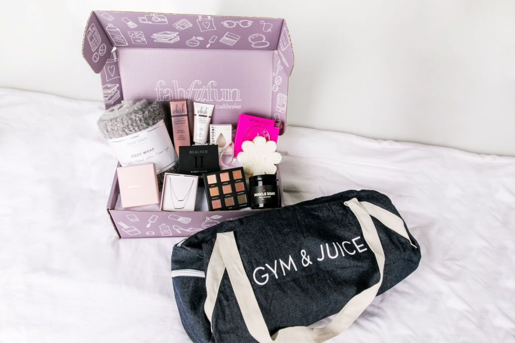 Get $10 off first Box -https://t.fabfitfun.com/aff_c?offer_id=13&aff_id=6314 Use Code TENOFF