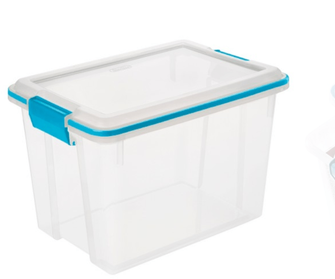 Large Bins For Winter Storage and Maybe Items From Target